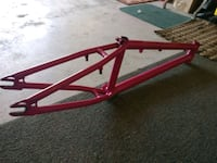 We the people BMX frame