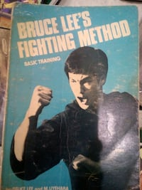 Bruce Ree's fighting method book