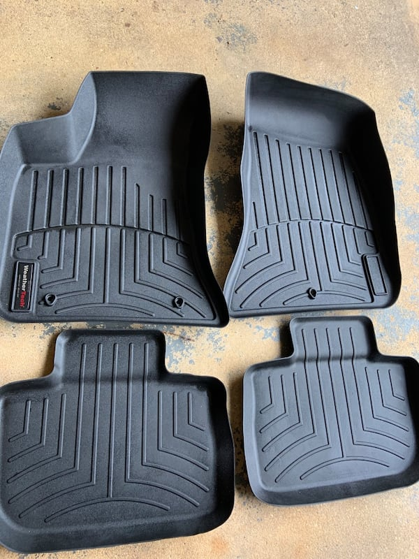 Used Chrysler 300 Weather Tech Digital Floor Mats For Sale In Toms
