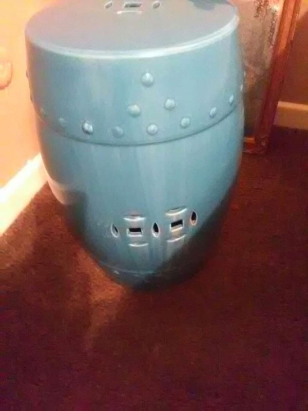 Used Blue Ceramic Home Decor For Sale In Fort Worth