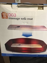 Massage sofa mat Markham, L3T 4Y5