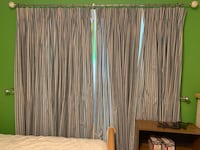 4 curtain panels with liner Herndon, 20170