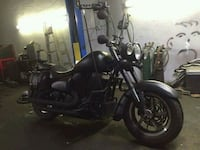 black and gray cruiser motorcycle Waynesville, 28786