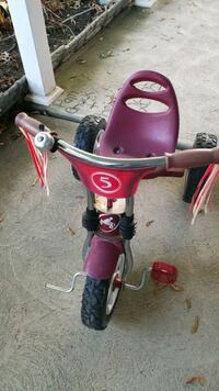 Radio -flyer tricycle  need pedal