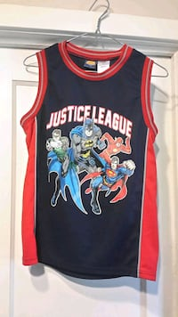 Boy's / Youth's Size Large Justice League Tank 538 km