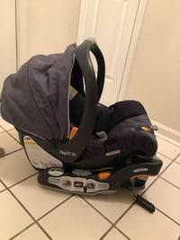 Chicco car seat 2017 model Gaithersburg, 20878