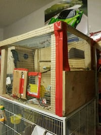 Breeding Cage. Not best, good for a farm or aviary Calgary, T2X 1Z6