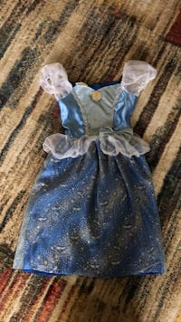 Disney Princess Cinderella Costume Dress 4-6 Appleton, 54915