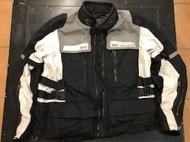 Rev'It motorcycle jacket Size Large
