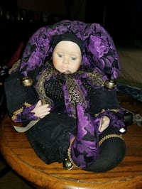 Renaissance doll collection