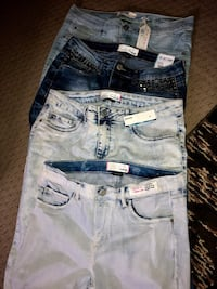 Brand new with tag - super soft stretchy Jeggings 11 Edmonton, T6K 2Y6