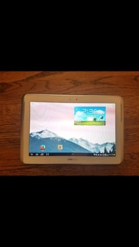 White Samsung Tablet Note 10.1 Denver, 80211