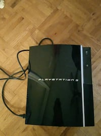 black Sony PS3 slim console Mississauga, L5N 7H4