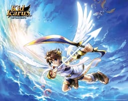Kid Icarus - poster