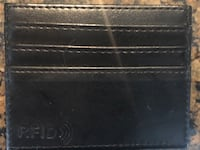 RFID protected wallet. Never used. Pick up Milton. Milton