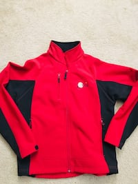 Stormtech Performance softshell jacket red - men' Greenbelt, 20770