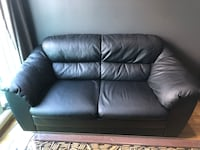 2 +1 leather sofa. Very comfortable. Must be picked up on the 8th or 9th of December.  Oslo, 0183