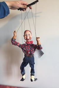NEW Howdy Doody Official 50th Collector's Puppet. Buffalo Bob doll bew Frederick, 21703