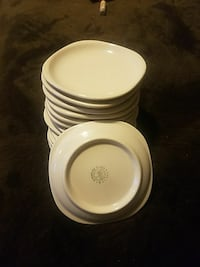 Syracuse China made in USA (14 pieces) all stamped