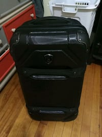 black and gray luggage bag Southbridge, 01550