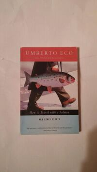 How to travel with a salmon by Umberto Eco  Tacoma, 98404