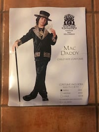 Mac Daddy Halloween costume Las Vegas, 89139