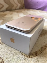 NOKTA HATASIZ İPHONE 7 gold rengi