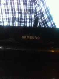 black Samsung flat screen TV Hamilton, L8H 4A7