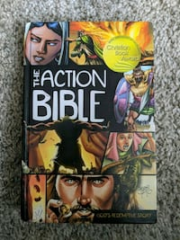 The Action Bible book Brampton, L6S 6H1