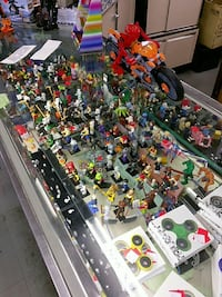 Mini figures and more