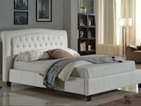 Upholstered Bed Toronto