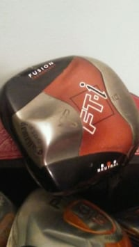red and black TaylorMade golf club Edmonton, T5R 5Y6