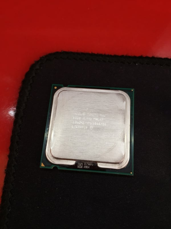 İntel Core 2 Duo 6320 1.86ghz 1