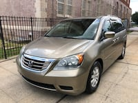 2008 HONDA ODYSSEY EX-L 1 OWNER CLEAN TITLE AND CARFAX EXC. CONDITION Nueva York