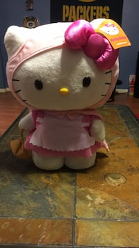 white and pink Hello Kitty plush toy Martinsburg, 25405