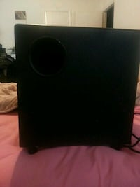 INFINITY entertainment subwoofer is great for watching movies  Suitland-Silver Hill, 20746