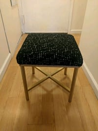 Black and Gold Stool Queens, 11374