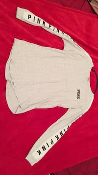 VS PINK bling long sleeve size extra small 325 mi