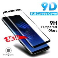 Tempered Glass Film For Samsung Galaxy S9 plus London, N6E 2H9