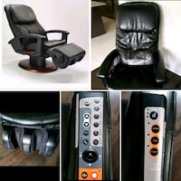 Human Touch Whole Body Leather Massage chair Milton