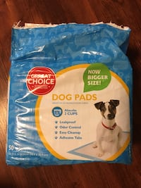 Dog pads -  great choice 40 Qty 50%OFF Alexandria, 22303