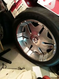 22 inch player rims Bowie, 20721