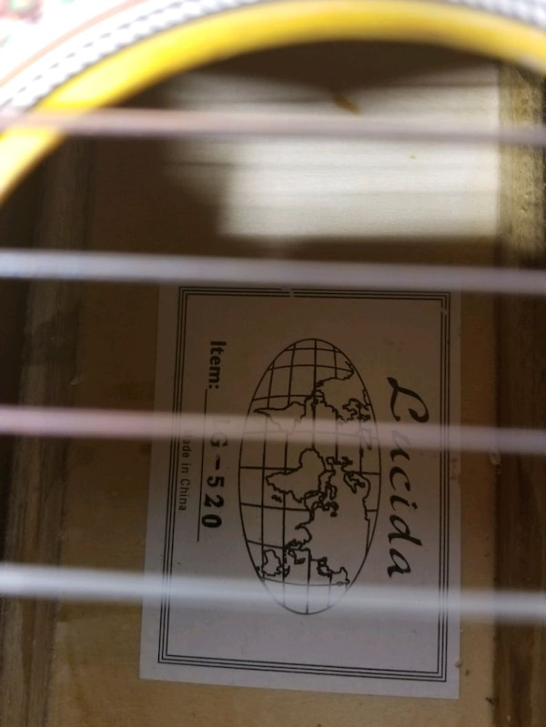 ecfdfa7758 Used brown classical guitar with gig bag for sale in Salinas - letgo