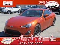 2014 Scion FR-S Coupe 2D LAS VEGAS, 89102