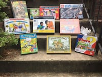 assorted Nintendo DS game cases Falls Church, 22046