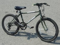 "BOYS 20"" MCKINLEY AVENTURIER SPORT 6 SPEED MOUNTAIN BIKE FIRST $75.00 TAKES IT! Mississauga"