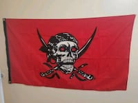 NEW SKULL BANNER FLAG FOR HARLEY DAVIDSON FAN Vallejo