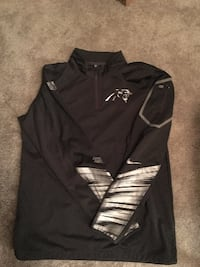 Carolina Panthers Nike Rain Jacket Size medium Charlotte