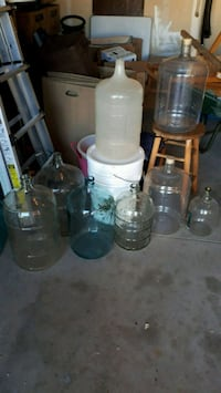 Carboys for wine beer or crafts Kitchener, N2P 3A4