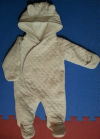 Carter's Newborn Footed Jumpsuit Pram (NB) Oshawa